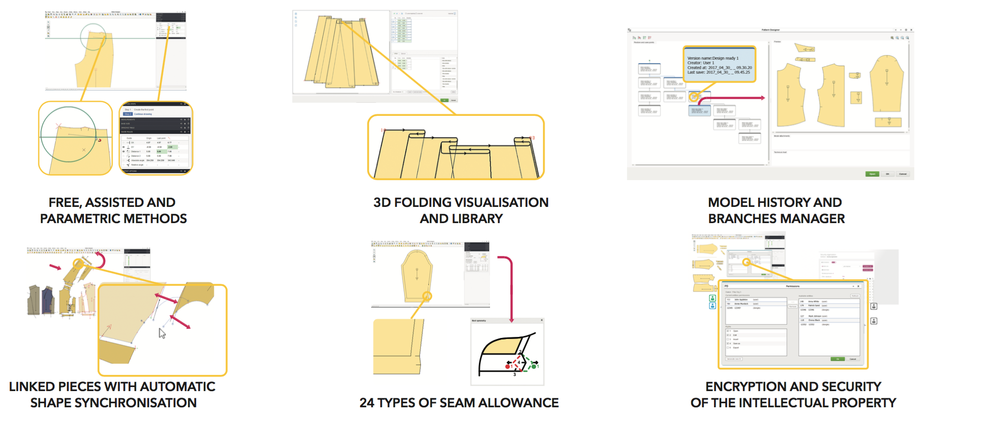 Pattern Designer X19 Gemini Cad Systems