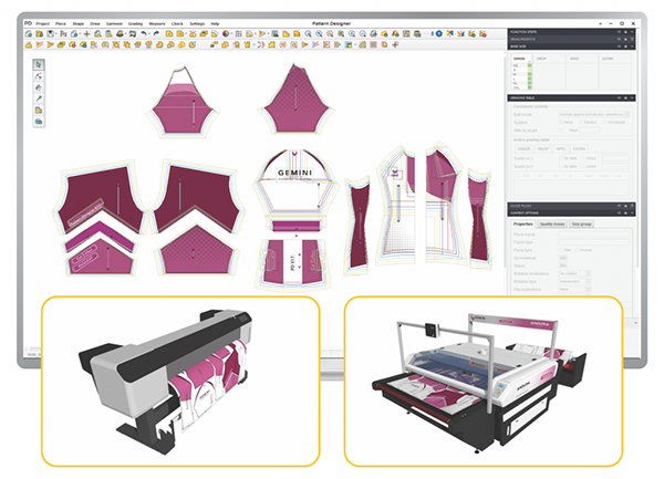 shaped textile printing 3